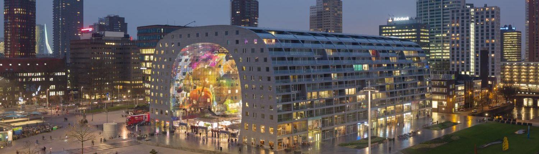 Markthal Rotterdam City Rotterdam Tours